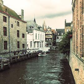 Bruges by Antonello Madau - Instagram & Mobile iPhone