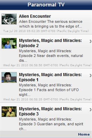 Paranormal Mysteries TV