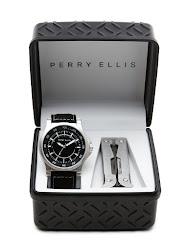 Perry Ellis LED Digital Watch