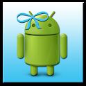 ADW Theme MissDroid Blue icon