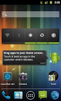 Screenshot of Holo Launcher