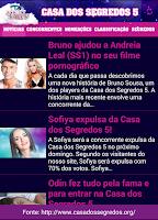 Screenshot of Casa Segredos - Secret Story 5
