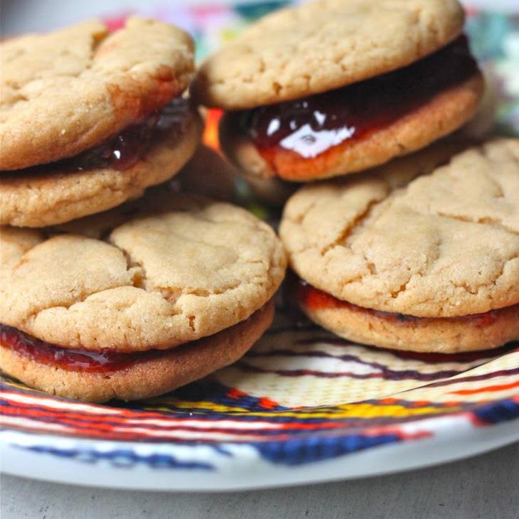 Jam Sandwich Cookies Recipes — Dishmaps