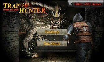 Screenshot of TRAP HUNTER TD