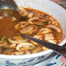 Tom Yum - Thai Hot and Sour Soup