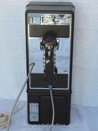 Single Slot Payphones - NOS AT&T Private Pay phone plus 1