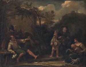 RIJKS: Dirck Helmbreeker: painting 1702