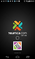 Screenshot of Teletica