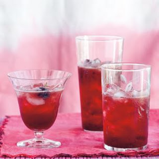 Pomegranate Blueberry Juice Recipes
