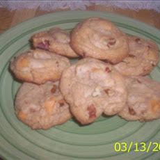Butterscotch Chip Drop Cookies