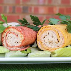 Taco Turkey Wraps