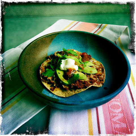 Chorizo Tostada Recipes | Yummly