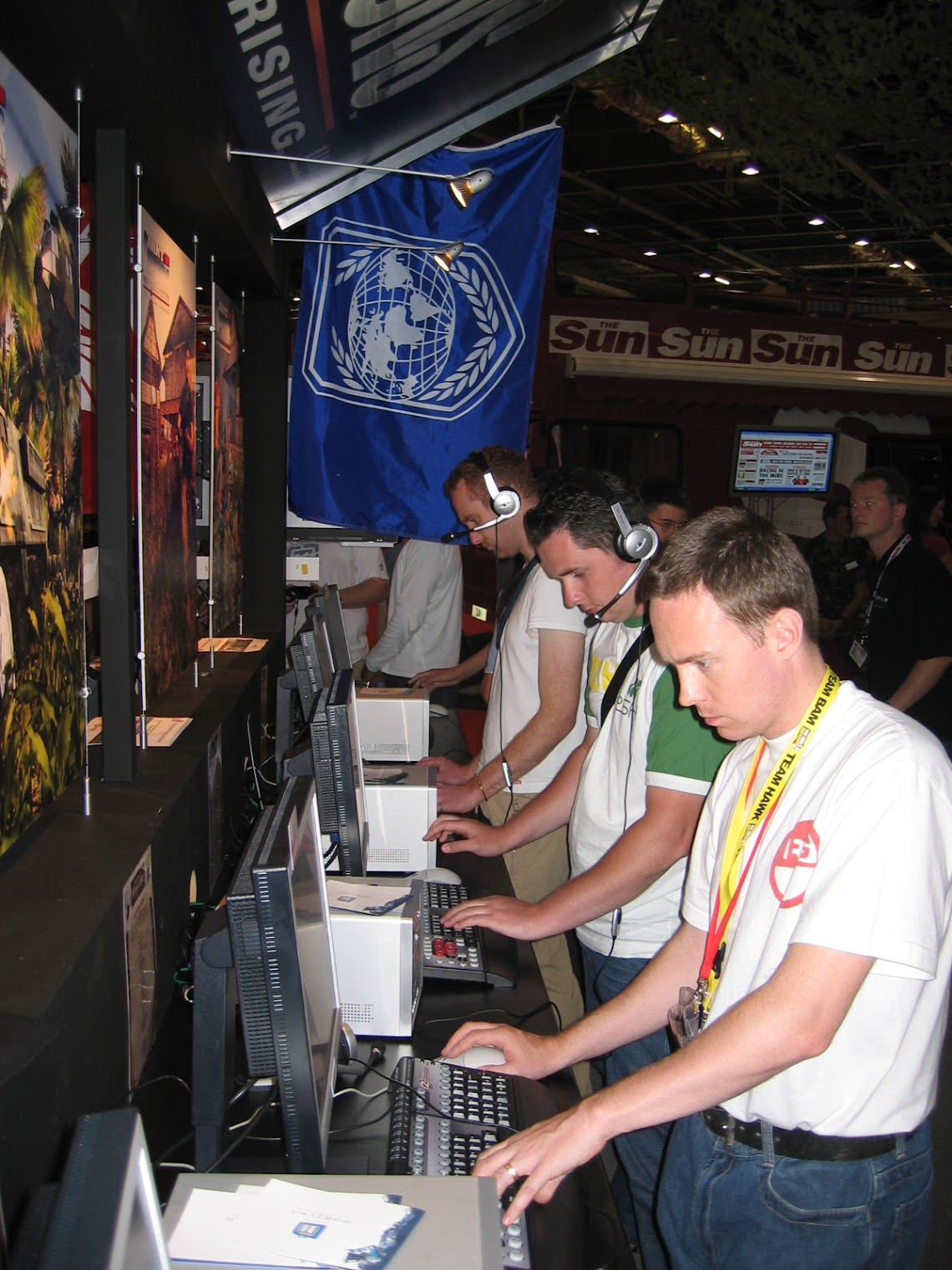 GSL 2004: Game Stars Live Photos
