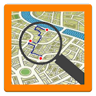 GPS Track Browser - Free icon
