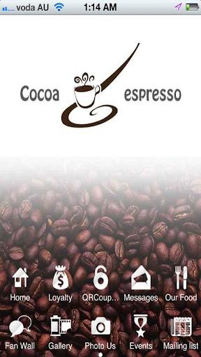 Cocoa Espresso