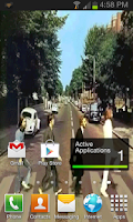 Screenshot of Abbey Road Walk Live Wallpaper