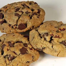 Pecan-Chocolate Chip Cookies