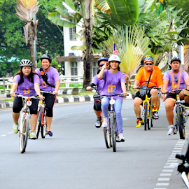 Cycling for health by Yusop Sulaiman - News & Events Health