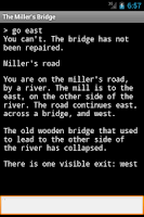 Screenshot of The Miller's Bridge