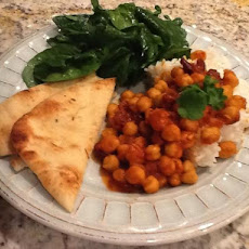 Whole Foods Chickpea Masala