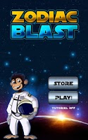 Screenshot of Zodiac Blast