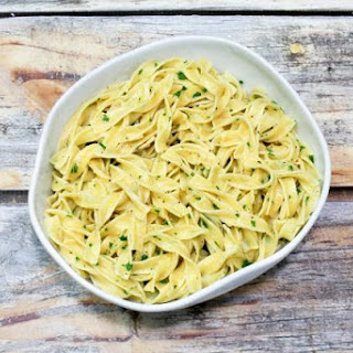 Simple Buttered Noodles