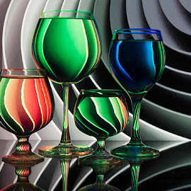 by Rakesh Syal - Artistic Objects Glass ( , colorful, mood factory, vibrant, happiness, January, moods, emotions, inspiration )