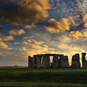 Stone Henge2 by Sefanya Dirgagunarsa - Landscapes Travel (  )