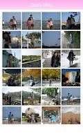 Screenshot of Couple Photo Diary