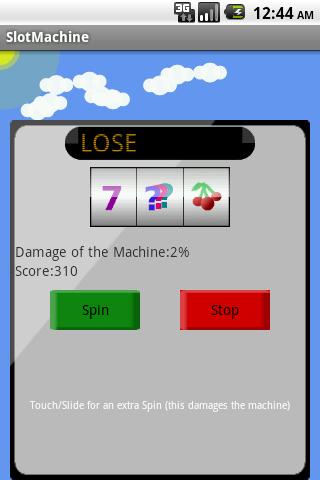 Sky Slot Machine