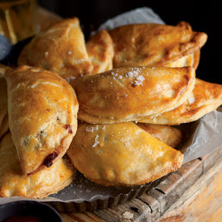 Good-To-Go Chicken and Leek Hand Pies