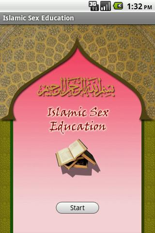 Islamic Sex Education