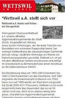 Screenshot of Wettswil am Albis
