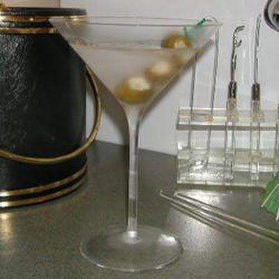 Dirty Dirty Martini