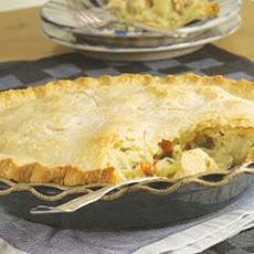 Burgundy Chicken Pie