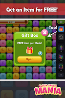 Screenshot of Block Crush Mania