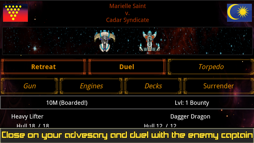 Star Traders RPG Elite Screenshot 5