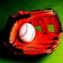3D Baseball icon