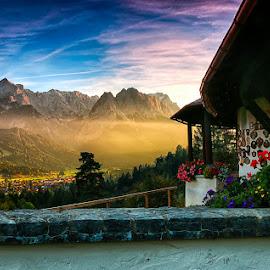 Garmisch, Bayern, Germany by Salah Refaat - Landscapes Travel