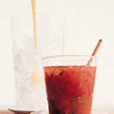 Strawberry-Ginger Caipirosca