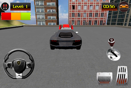 Real Parking Driver - screenshot