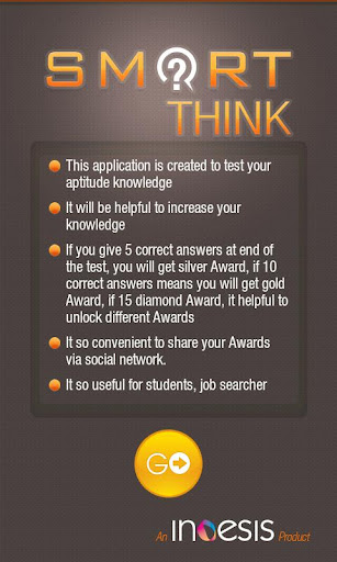 Smart Think Aptitude Test