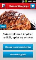 Screenshot of Rimi Pluss