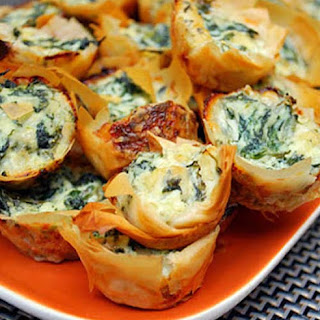 Spanakopita Bites – Greek Spinach Pie Bites