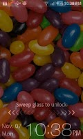 Screenshot of Jelly Bean Theme Live