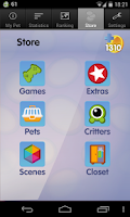 Screenshot of DroidPet Widget Lite