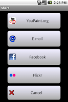 Screenshot of You Paint