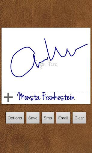 Digital Signature Creator