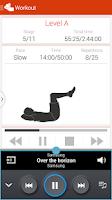 Screenshot of Abs workout II