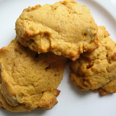 No-Guilt Pumpkin Cookies